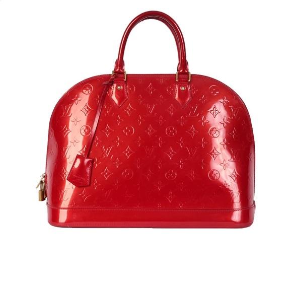 Louis Vuitton Handbags - Louis Vuitton Pomme D'Amour Alma GM